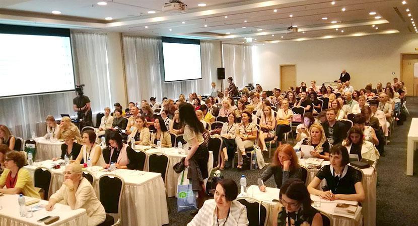 275 участников из 20 стран и 47 городов собрались в этом году в Санкт-Петербурге